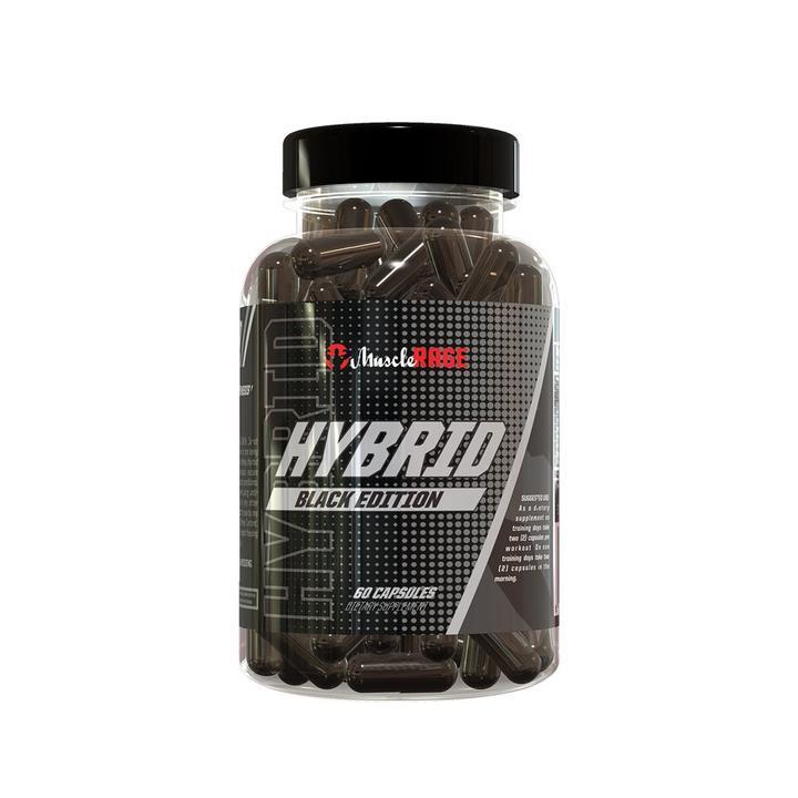 Muscle Rage Hybrid Black edition