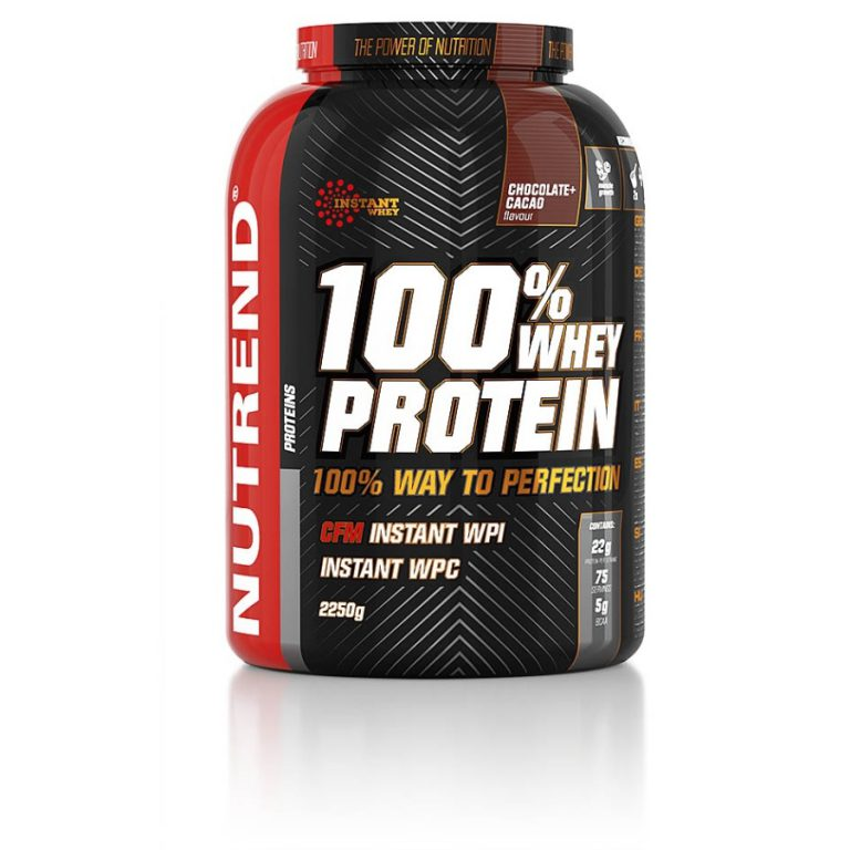 Nutrend - 100%whey protein