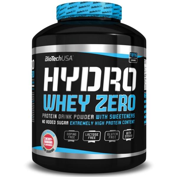 BiotechUSA hydro whey zero