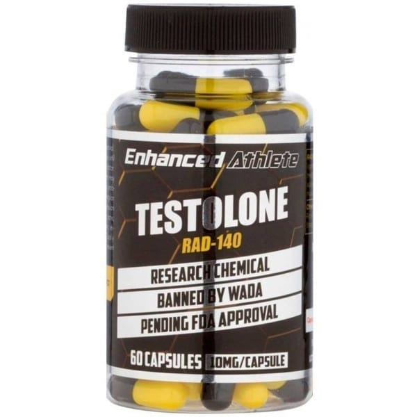 Enhanced Athlete - Testolone Rad 140