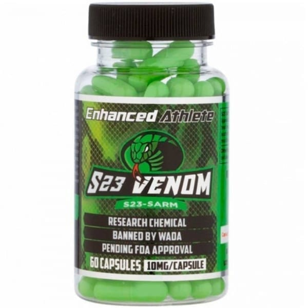 Enhanced Athlete - S23 Viper Venom