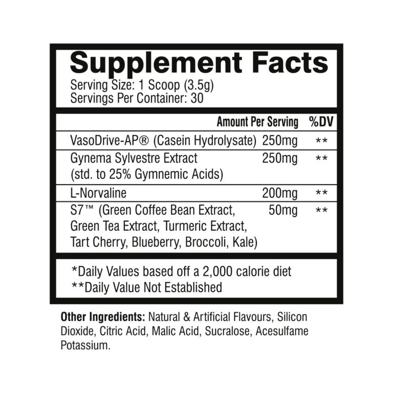 muscle rage nos1 ingredienten