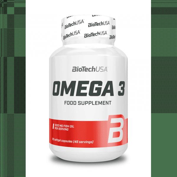 BiotechUSA Omega 3
