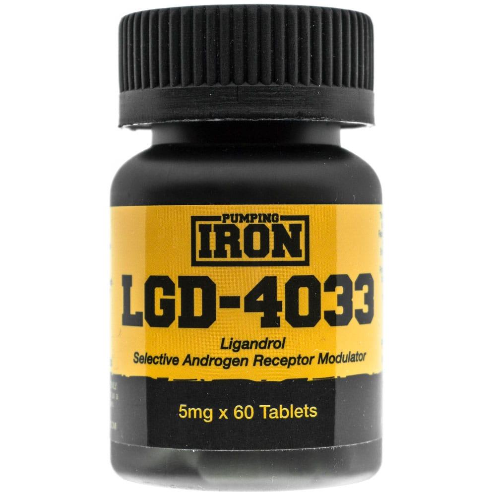 Pumping Iron LGD-4033