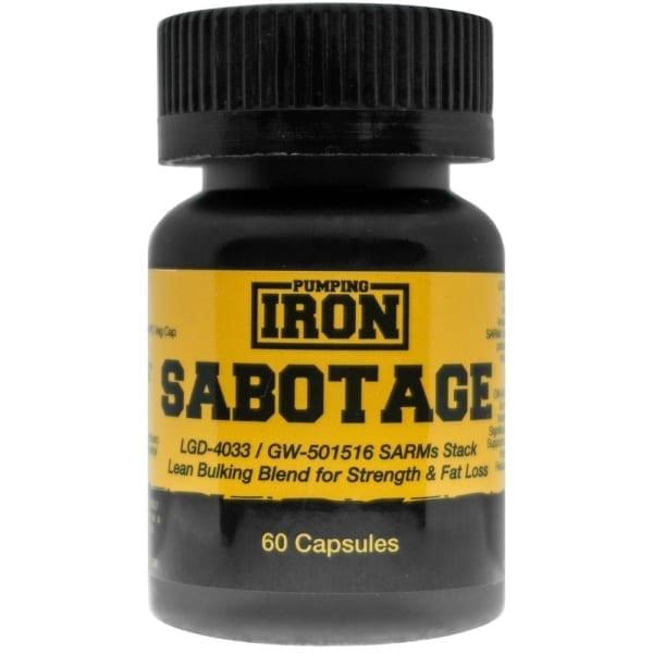 Pumping Iron - Sabotage