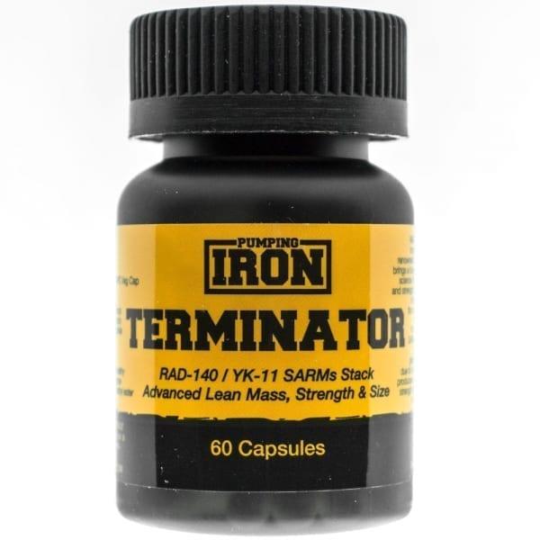 Pumping Iron - Terminator