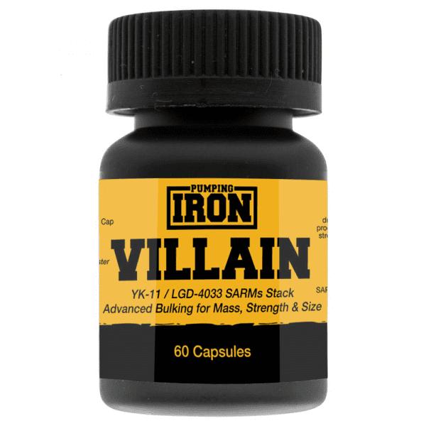 Pumping Iron Villain
