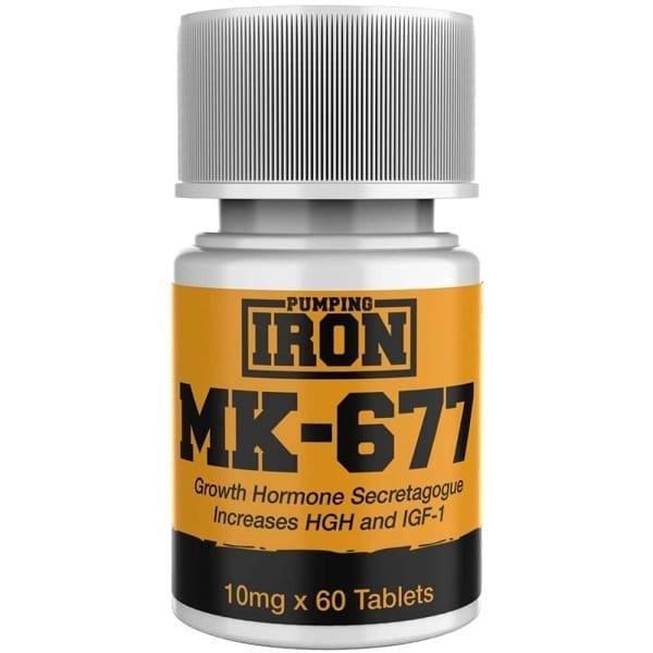 Pumping Iron Mk677 tabs