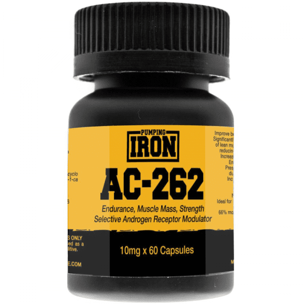 Pumping Iron AC-262