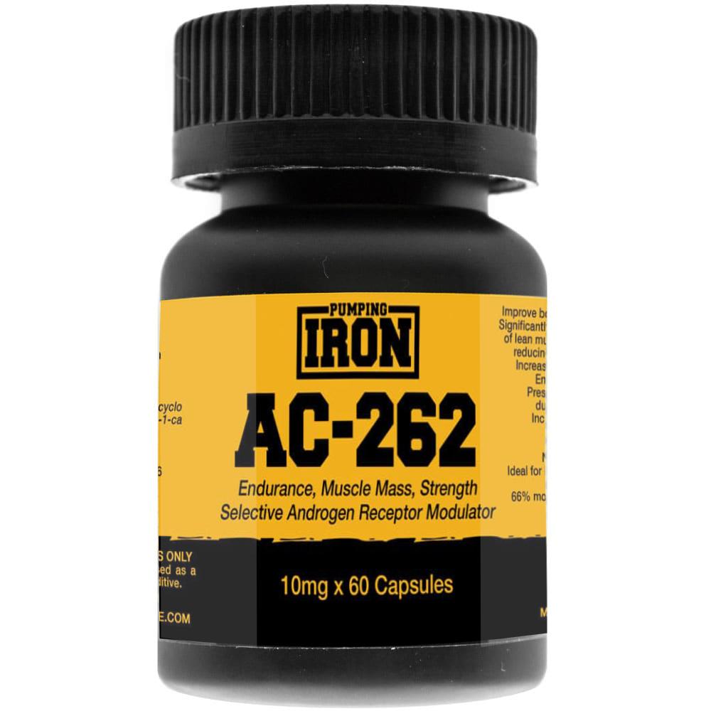 Pumping Iron AC-262