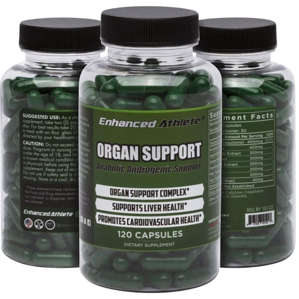 Enhanced Athlete Organ support