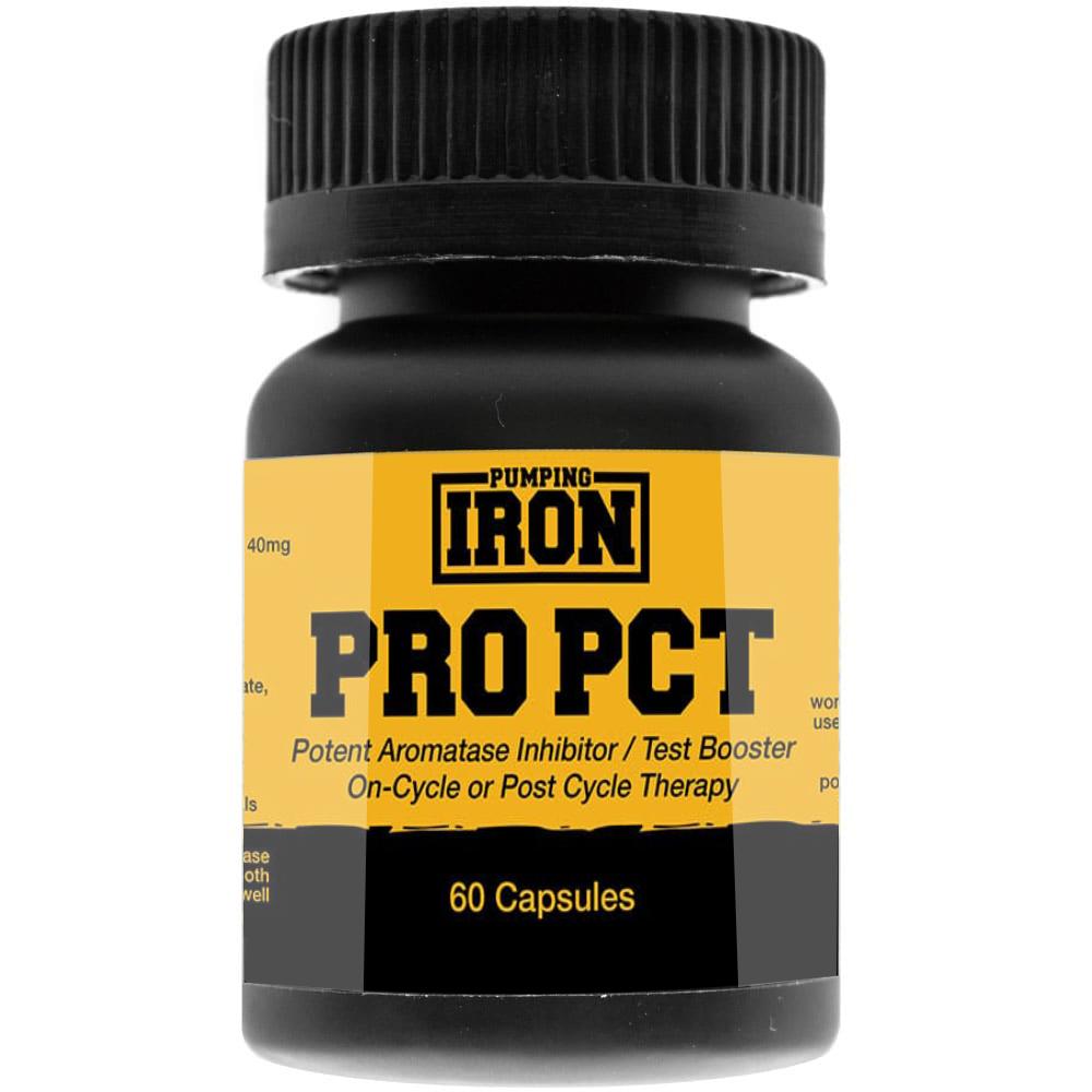 Pumping Iron Pro PCT