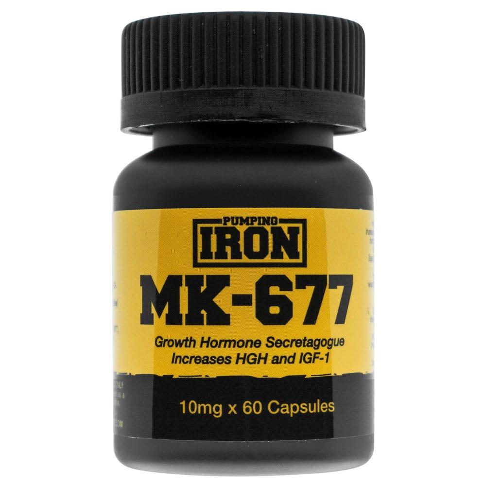 Pumping Iron MK-677
