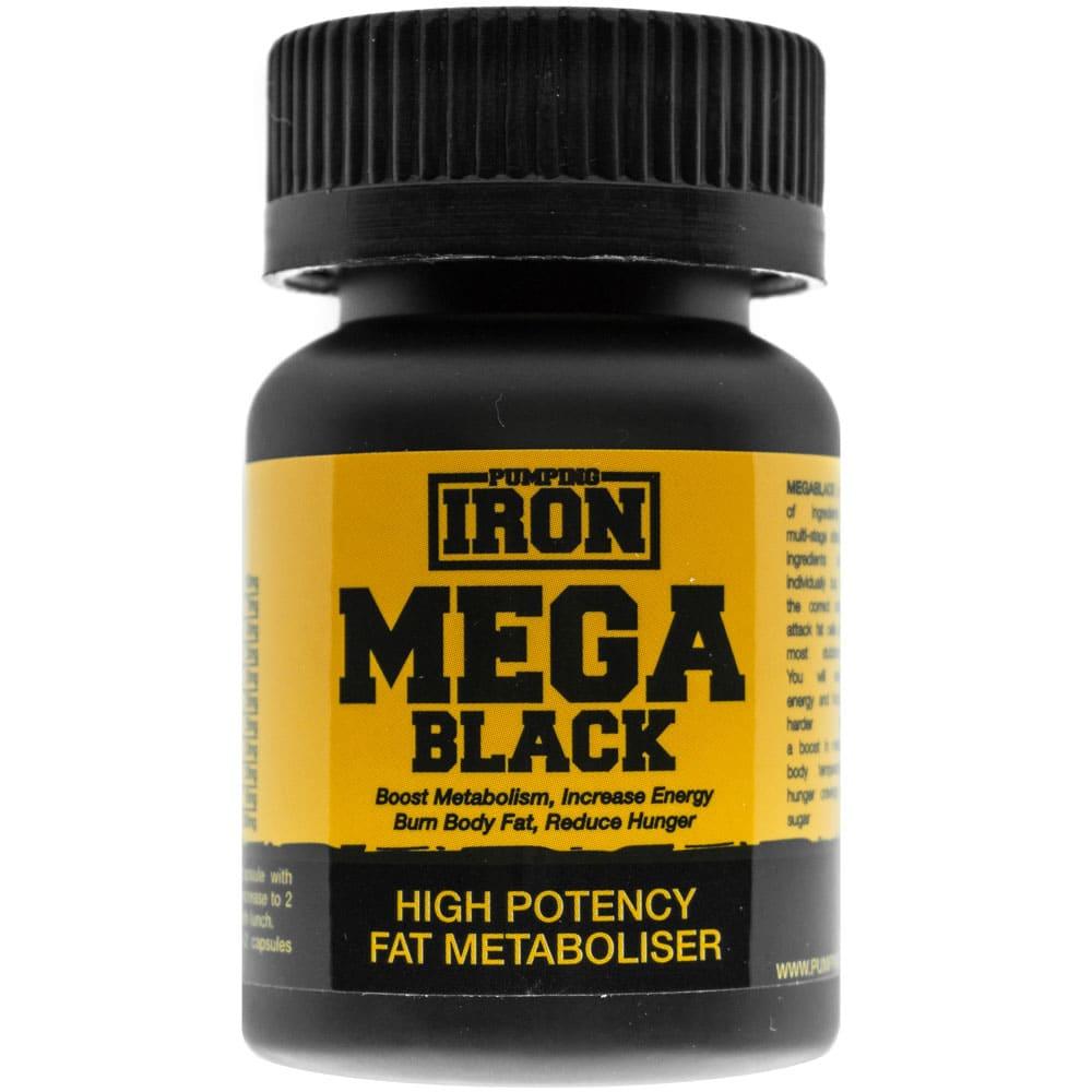 Pumping Iron - MegaBlack