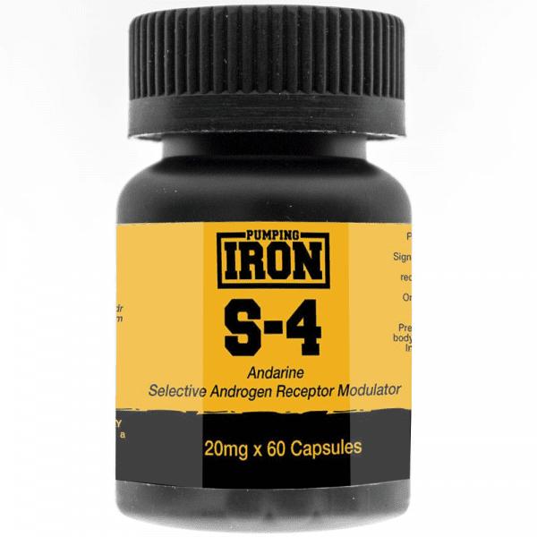 Pumping Iron -S4