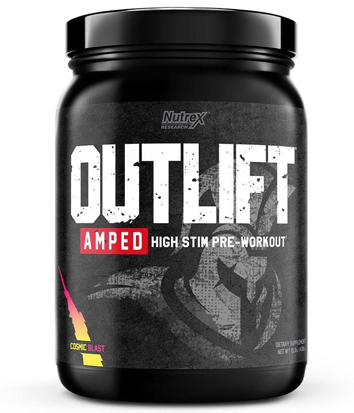 Nutrex - Outlift Amped