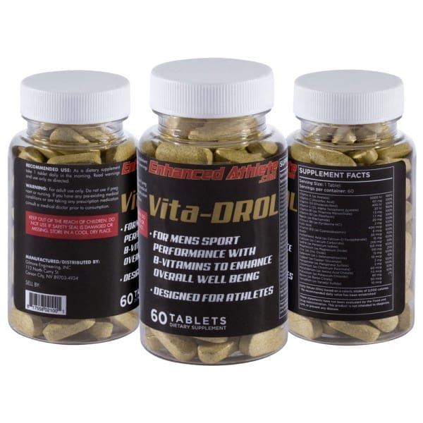 Enhanced Athlete - Vita-DROL