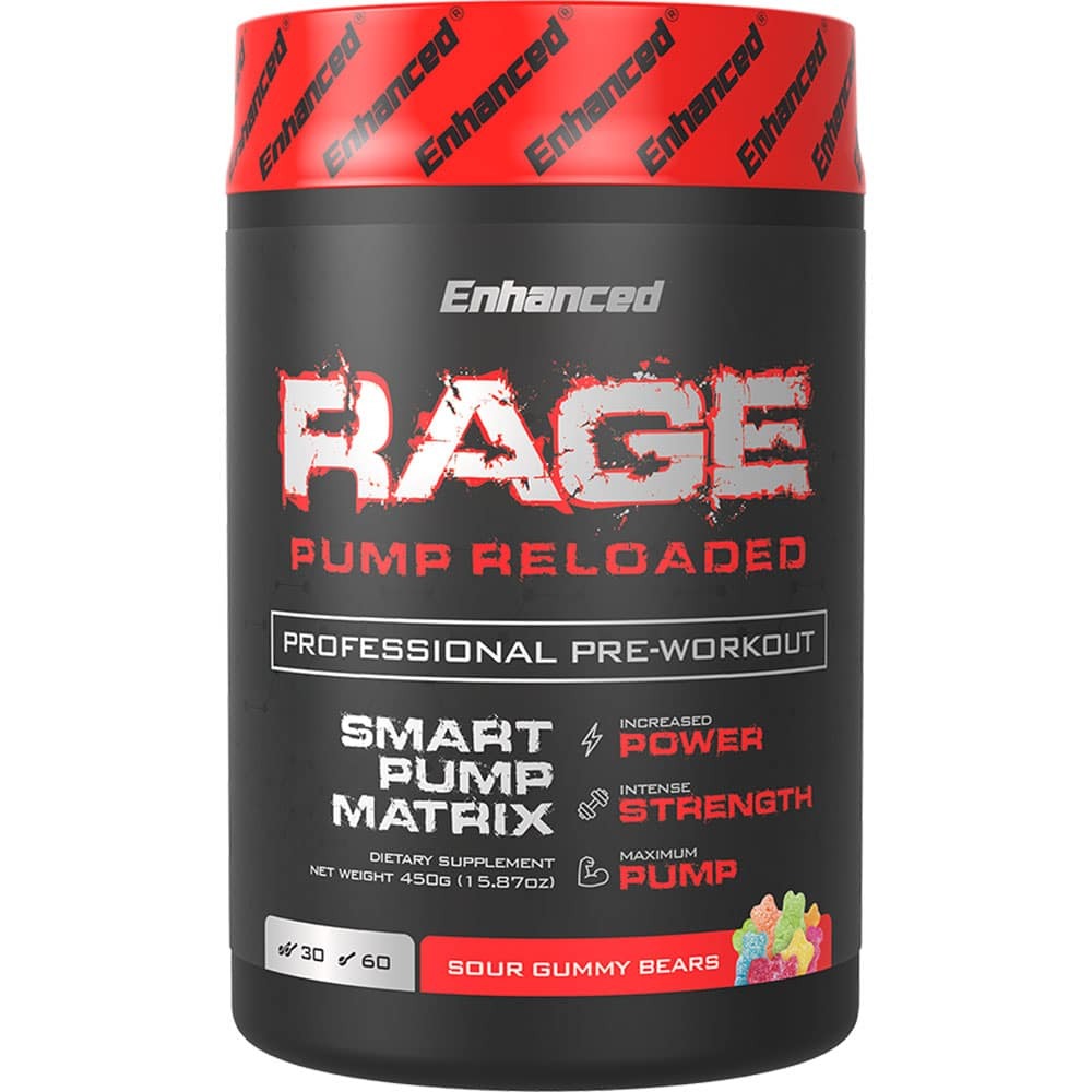 Enhanced Athlete - Rage Pump Reloaded