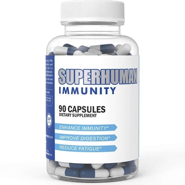 Enhanced Athlete Super Human Immunity