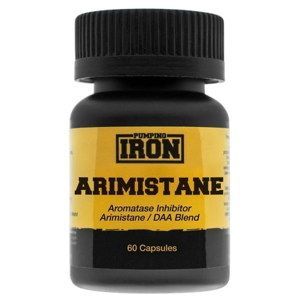 Pumping Iron - Arimistane/DAA