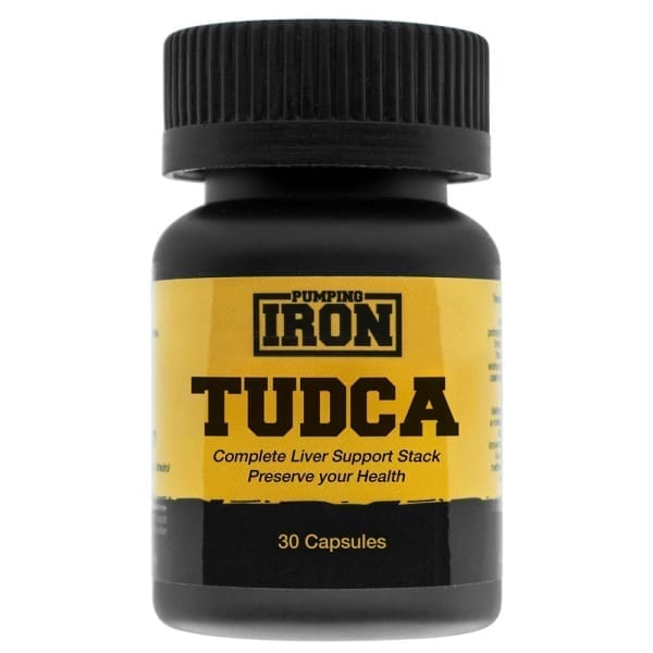 Pumping Iron - TUDCA