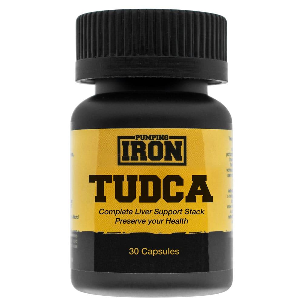 Pumping Iron - TUDCA