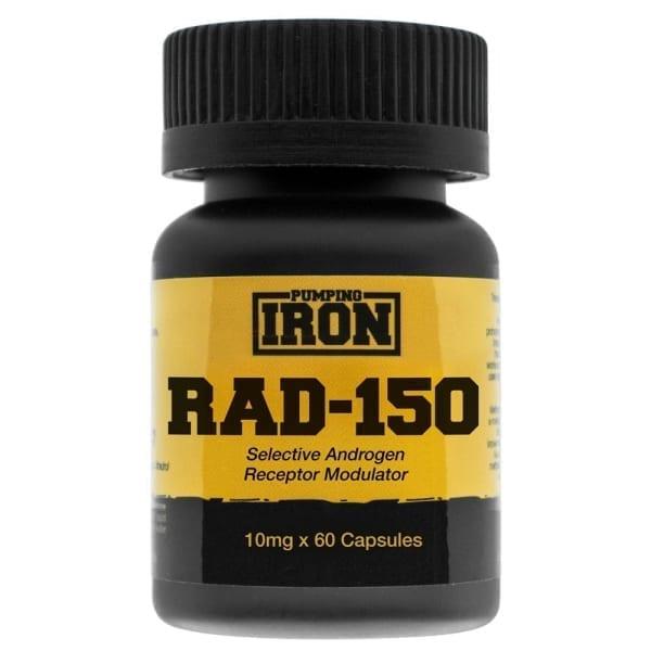 Enhnced Athlete - RAD-150
