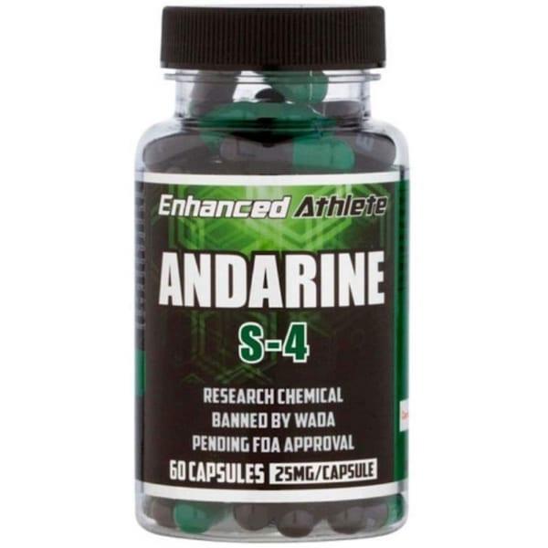 Enhanced Athlete - S4 Andarine