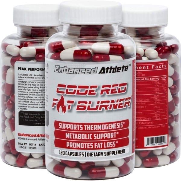 Enhanced Athlete - Code Red