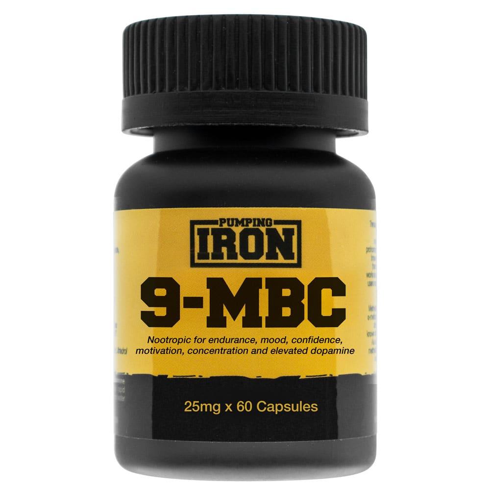 Pumping Iron - 9-BMC