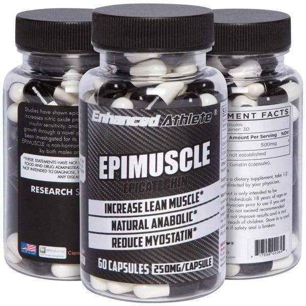 Enhanced Athlete - EpiMuscle