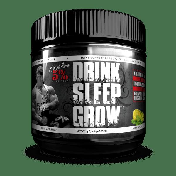 5% Nutrition - Drink Sleep Grow