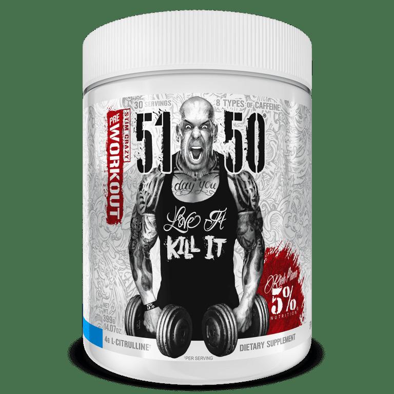5% Nutrition 51/50 Legendary Series