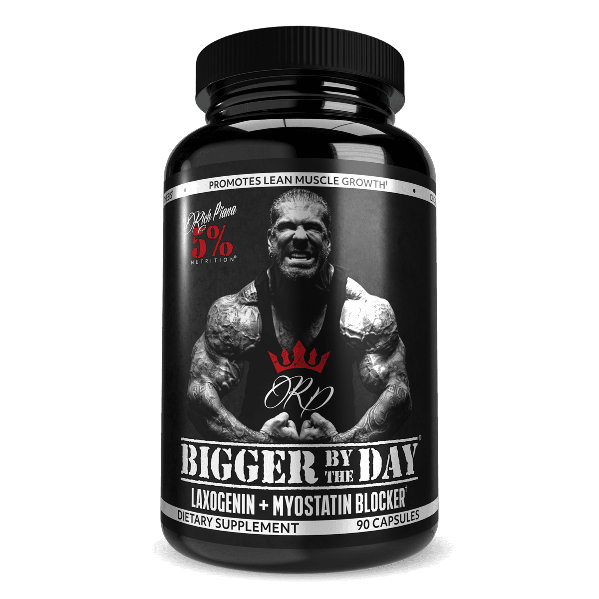 5%Nutrition - Bigger By The Day