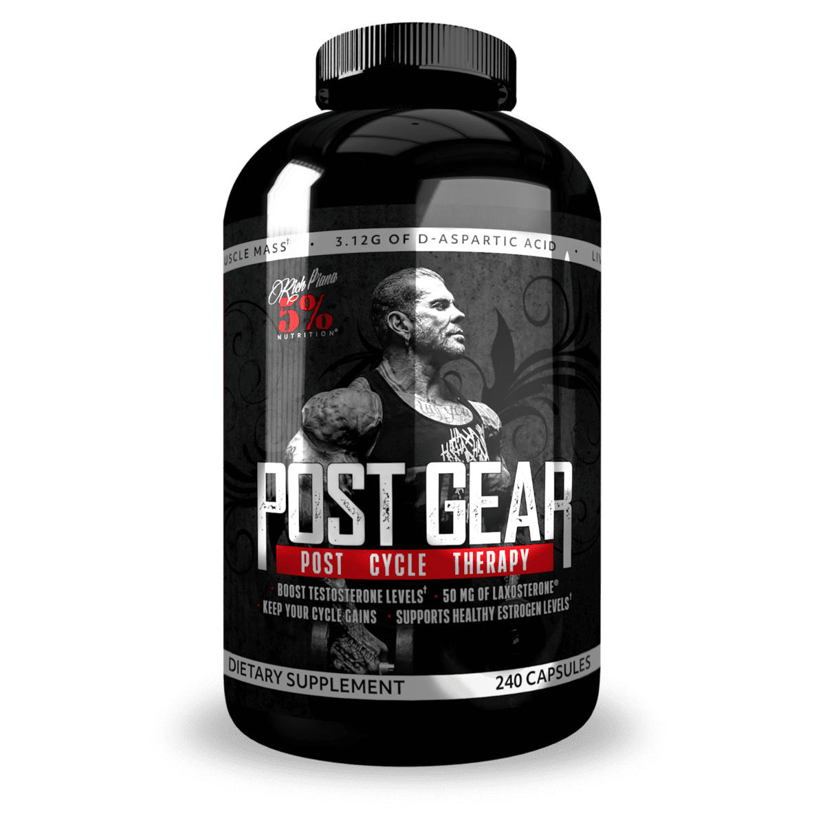 5%Nutrition Post Gear