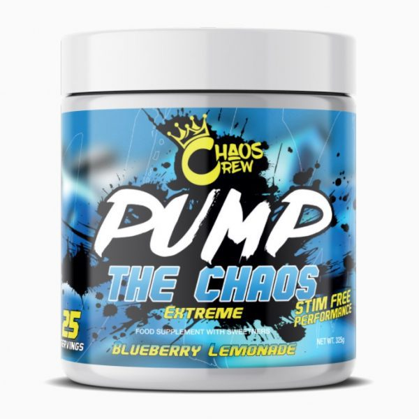 Chaos Crew – Pump The Chaos Extreme
