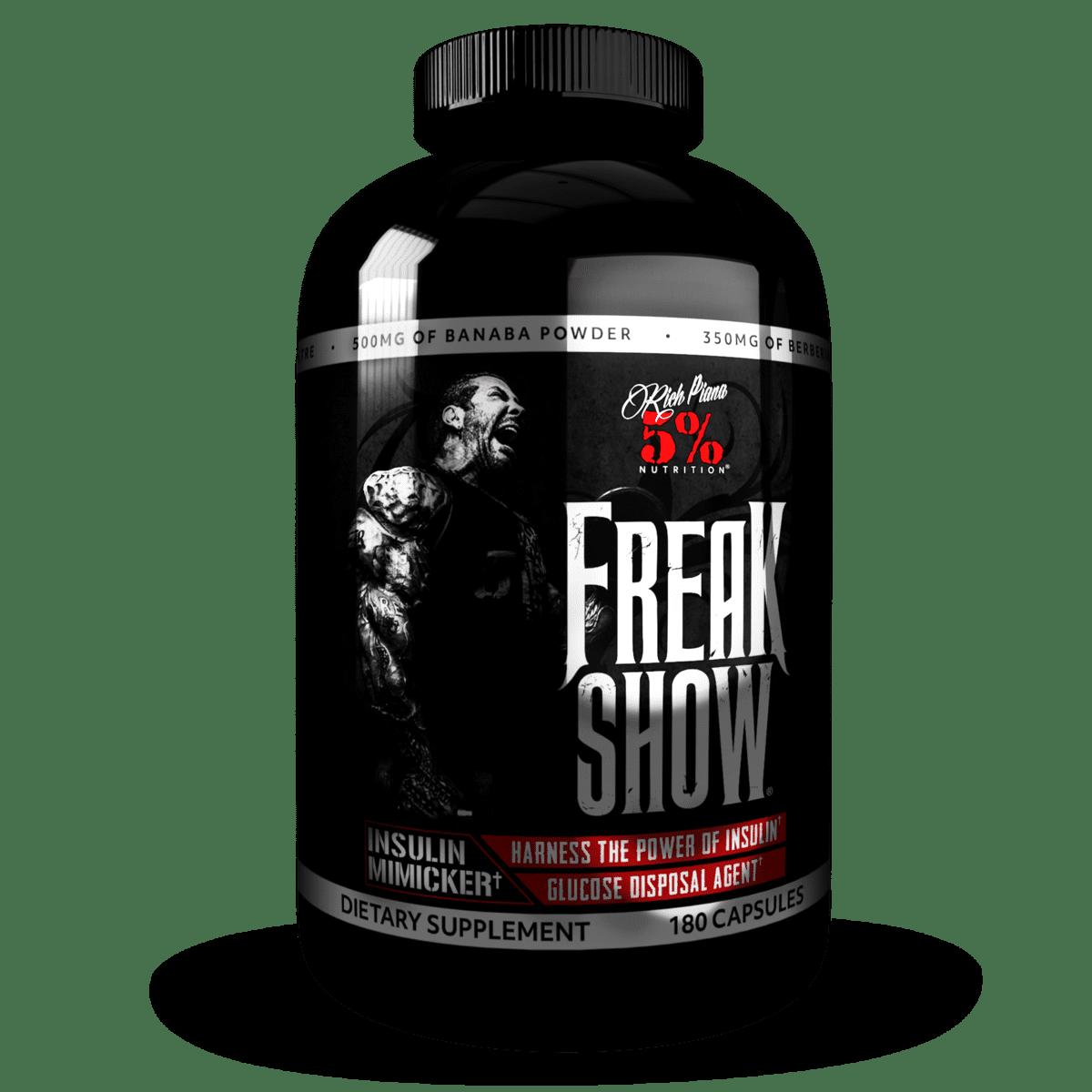 5% Nutrition - Freak Show